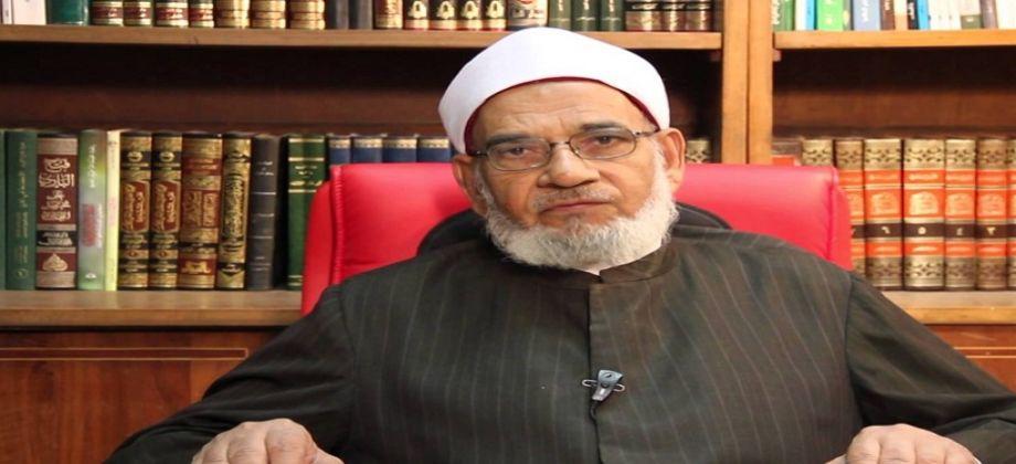 علماء دول إسلامية يشاركون في عزاء سفير القرآن لدى الغرب