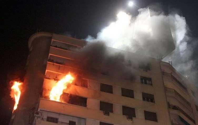 نتيجة بحث الصور عن حريق منزل