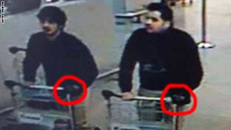 سر القفاز الأسود لمنفذي هجمات بروكسل